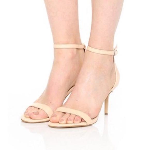 ac0bd177677 Sam Edelman Patti Ankle Strap SOFT NUDE Sandal